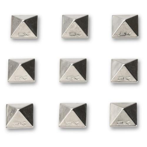 Stomp pad Dakine Pyramid Studs Chrome