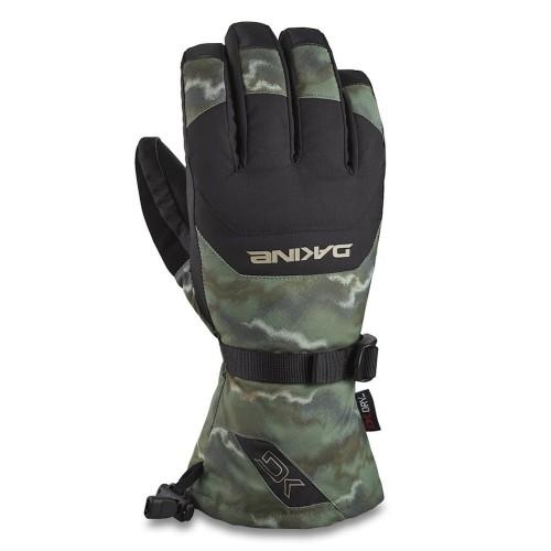 Dakine Scout Glove Olive Ashcroft Camo/Black