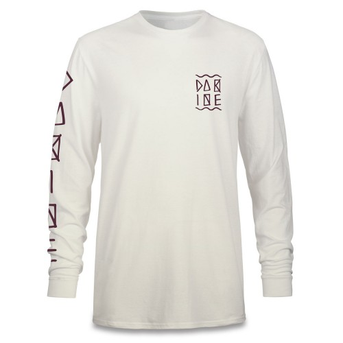 Camiseta Dakine Surf Dude Tee Off White