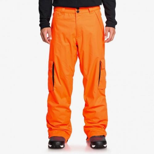 Pantalones de snowboard DC Banshee Pants Shocking Orange