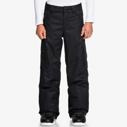 Pantalones de snowboard DC Banshee Youth Pants Black