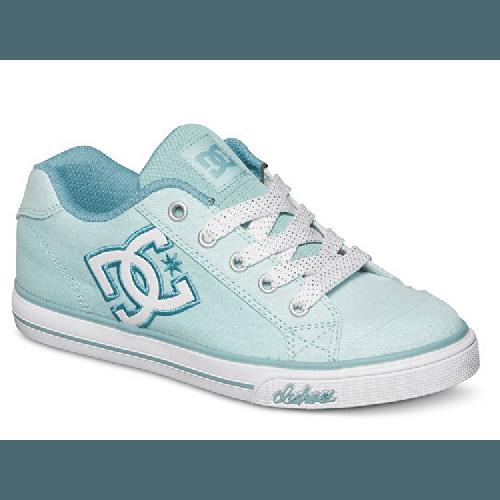 Zapatillas de bebé DC Chelsea TX Light Blue