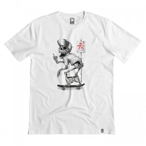 Camiseta DC Deadshred Tee Boy Snow White