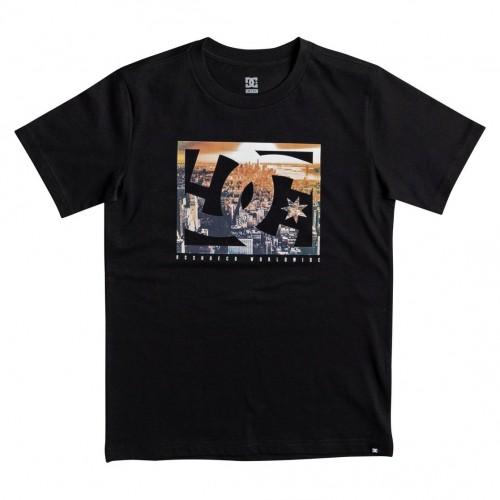 Camiseta DC Empire Henge Boy Black