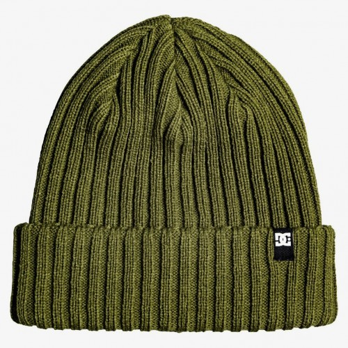 Gorro de snowboard DC Fish N Destroy Fatigue Green