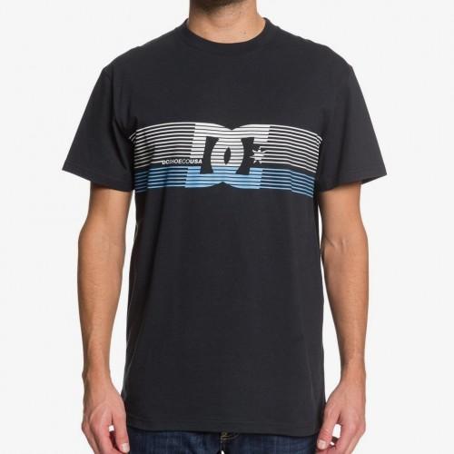 Camiseta DC Front Surface Tee Black