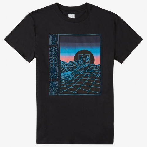 Camiseta DC Gridlock Tee Black