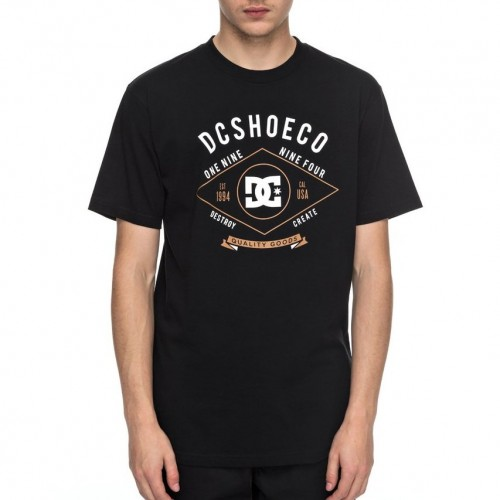 Camiseta DC Melton Black