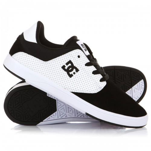 Zapatillas DC Plaza Tc S Black/White/Black