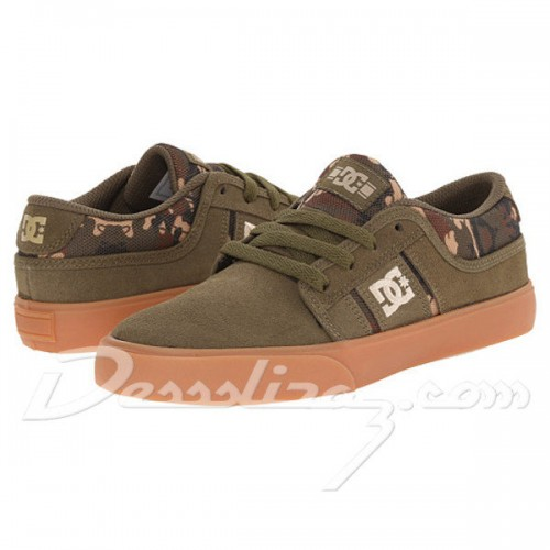 Zapatillas DC RD Grand SE Military