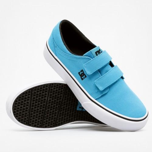 Zapatillas de bebé DC Trase V Bright Blue