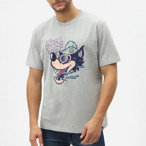 Camiseta Dickies Reidsville Tee Grey Melange