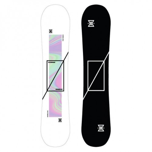 Tabla de snowboard Easy Pink Torsion 2019