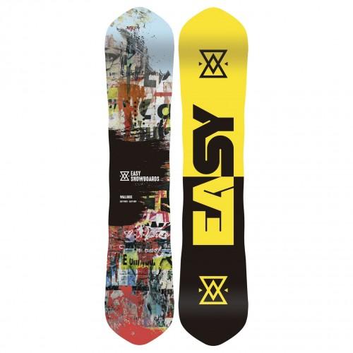 Tabla de snowboard Easy Wallride 2017