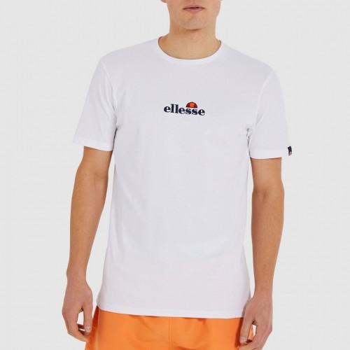Camiseta Ellesse Caciot Tee White