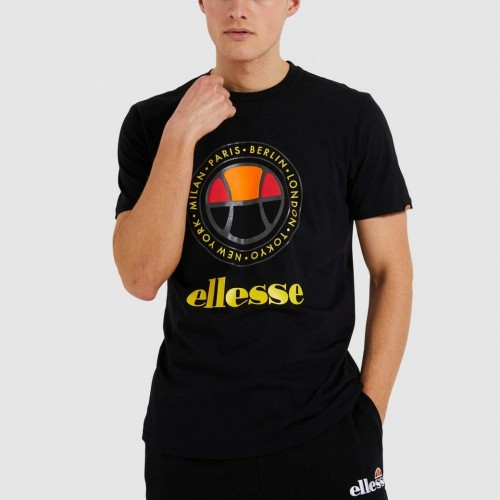 Camiseta Ellesse Campa Tee Black