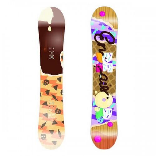 Tabla de snowboard Endeavor Shorty