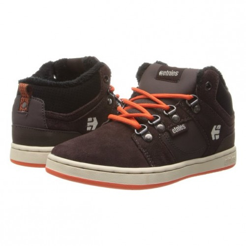 Zapatillas Etnies Kids High Rise Brown