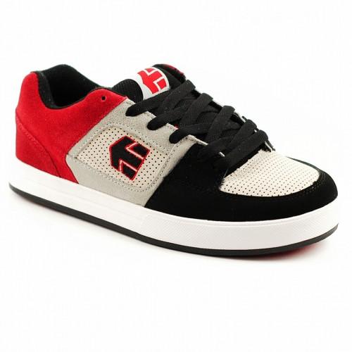 Zapatillas de bebé Etnies Kids Ronin Black/Red/Grey