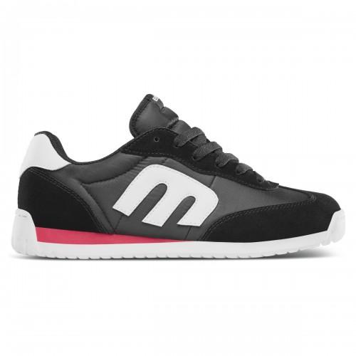 Zapatillas Etnies Lo-Cut CB Black/Red/White
