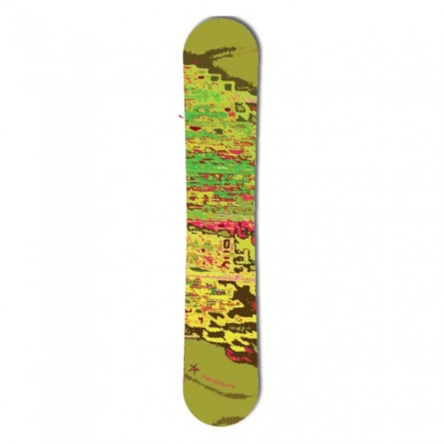 Tabla de snowboard Factory Sandstorm green 2019
