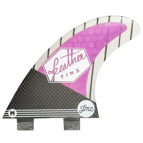 Quilla de surf Feather Fins Sig. Dual Tab Jose María Cabrera (Jmc) Purple