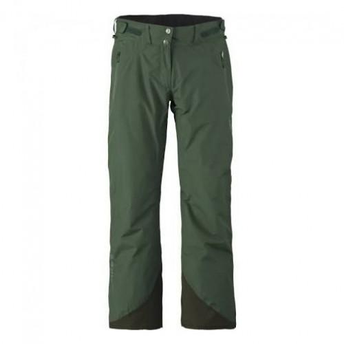Pantalones de snowboard Foursquare Kim Pants Bronze Green