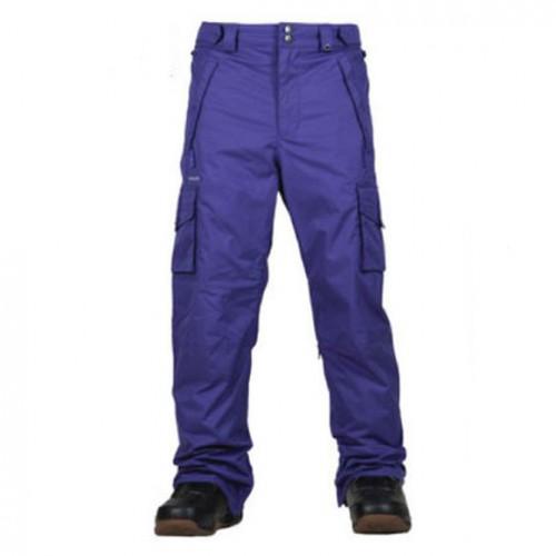 Pantalones de snowboard Foursquare Studio Pants Ink