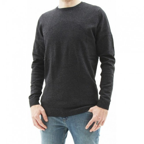 Jersey Globe Euston Tall Sweater Charcoal