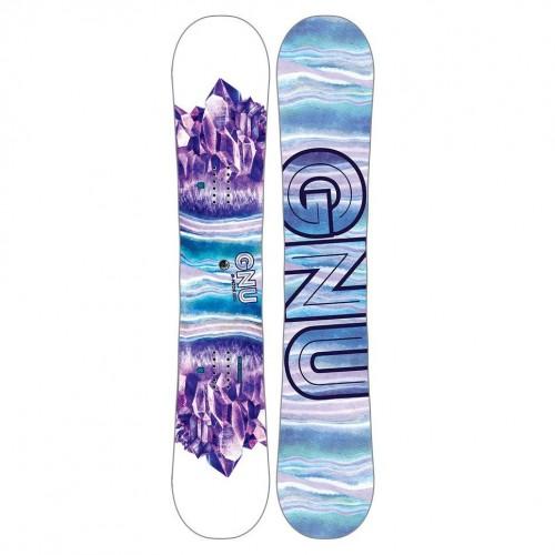 Tabla de snowboard GNU B-Nice Asym 2017