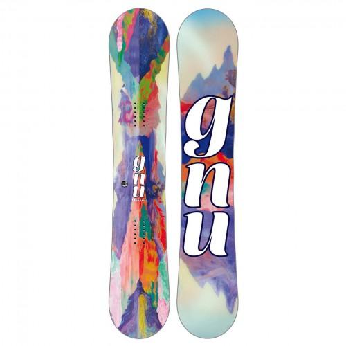Tabla de snowboard GNU B-Nice Reflections 2017