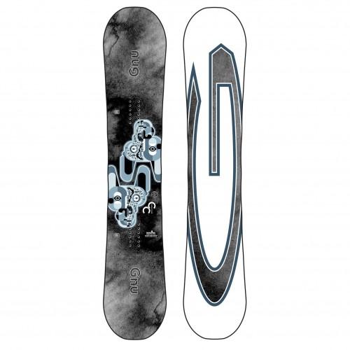 Tabla de snowboard Gnu Carbon Credit Wide