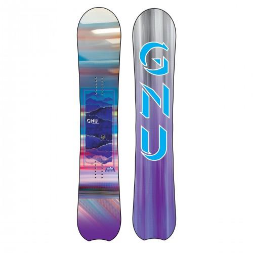 Tabla de snowboard GNU Chromatic 2020