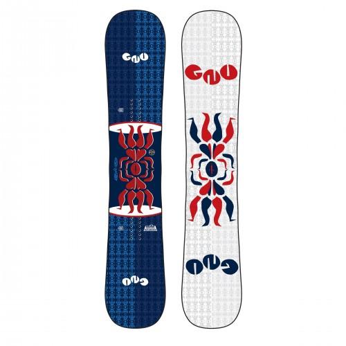 Tabla de snowboard GNU Head Space 2020
