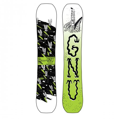 Tabla de snowboard GNU Money 2020