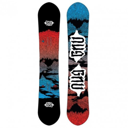 Tabla de snowboard GNU T2B Wide 2019