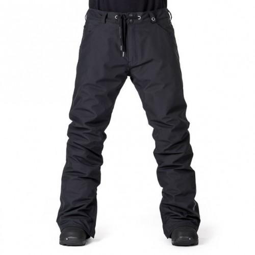 Pantalones de snowboard Horsefeathers Cheviot Black