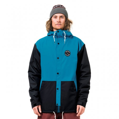 Chaqueta de snowboard Horsefeathers Erebus Blue