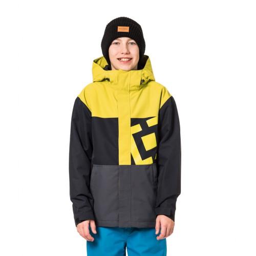 Chaqueta de snowboard Horsefeathers Falcon Kids Apple Green