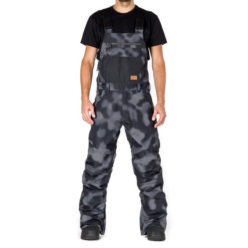 Pantalones de snowboard Horsefeathers Huey Pants Jetfighter Camo