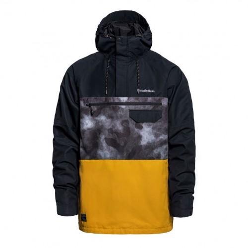 Horsefeathers Norman Atrip Jacket Golden Yellow