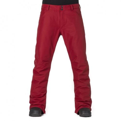 Pantalones de snowboard Horsefeathers Pinball Pants Red