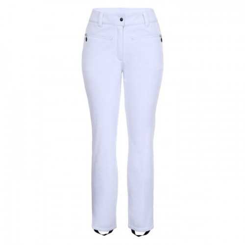 Pantalones de snowboard Icepeak Enigma Optic White