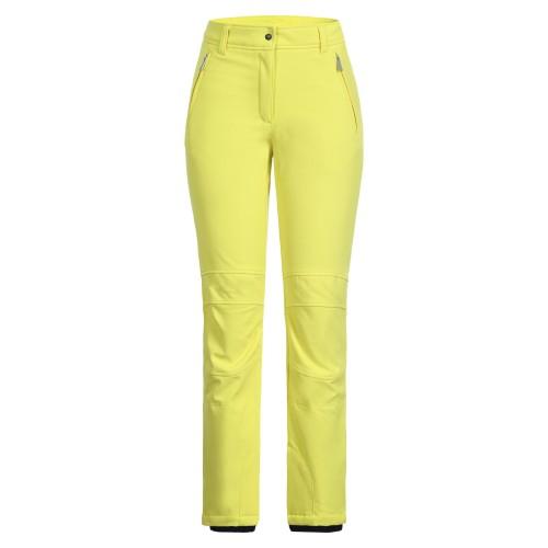 Pantalones de snowboard Icepeak Entiat Pants Yellow