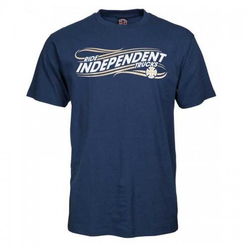 Camiseta Independent Whip Navy