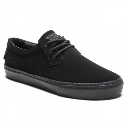 Zapatillas Lakai Daly Black/Black Nubuck