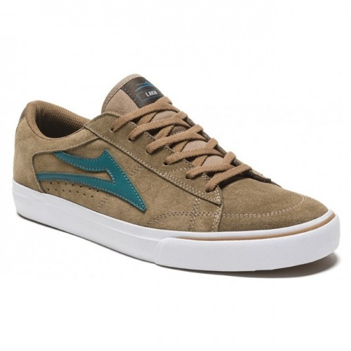 Zapatillas Lakai Ellis Walnut Suede