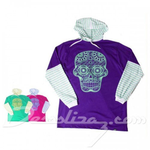 Camiseta LFM Chola Lila
