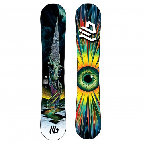 Tabla de snowboard Lib Tech Travis Rice Pro Blunt