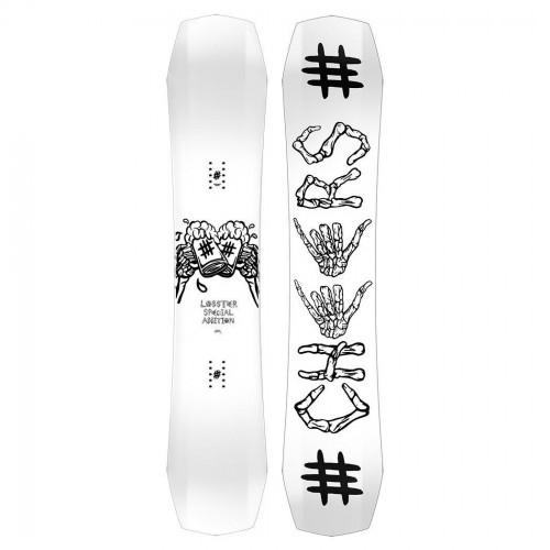 Tabla de snowboard Lobster Artist Addition Schoph 2019